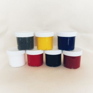 Individual Paint Colours