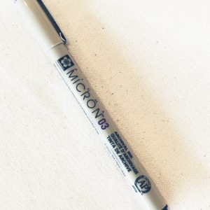 Sakura Pigma Micron 03 Drawing Pen
