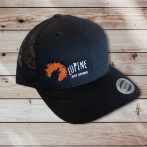 Lupine Trucker Hat