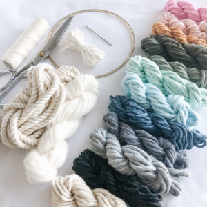 Round Weaving Kit