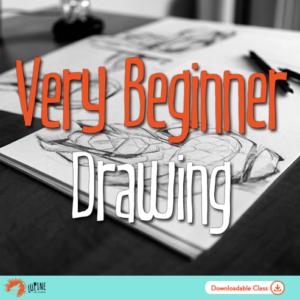 Very Beginner Drawing
